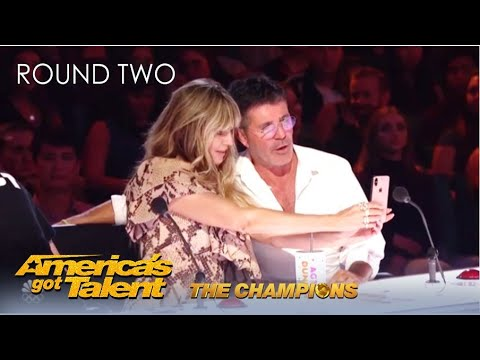 @America's Got Talent Champions Season 2 Round 2 Intro!