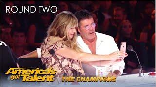 Download @America's Got Talent Champions Season 2 Round 2 Intro! Mp3 and Videos