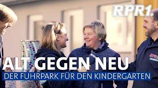 ALT GEGEN NEU | Der Fuhrpark für den Kindergarten in Bad Sobernheim!