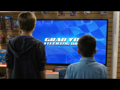 Kinect for Windows Toy Store Scenario Video