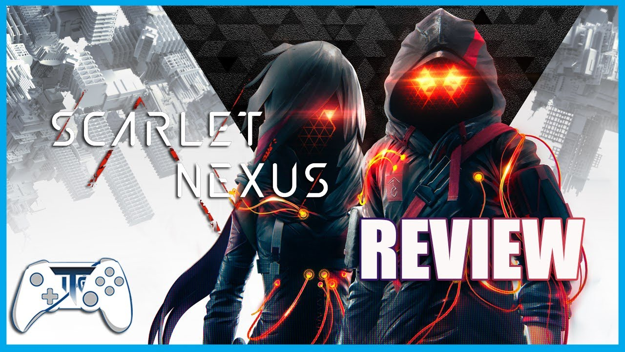 Scarlet Nexus Review (Video Game Video Review)