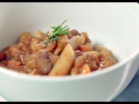 Pasta e Fagioli recipe Frankie Cooks