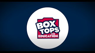 Box Tops New App: Scan for your School Spanish Language Version