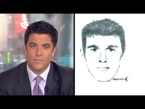 Suspect Looks Like Not 1 Reporter, But 2!  'GMA's' Josh Elliott's Police Sketch Doppelganger