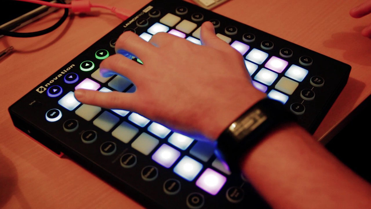 Little jam on launchpad pro youtube - U he diva ...
