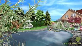 видео Ландшафтный дизайн ФОТО, озеленение участка в Киеве