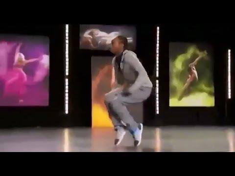 Видео: Парень взорвал зал на шоу талантов Оригинальный необычный танец Попробуй повтори