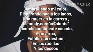 Tupac - Fame and fortune (SUBTITULADO)