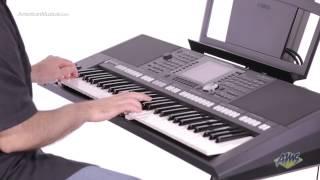 Yamaha PSRS950 61 Key Arranger Keyboard - Yamaha PSRS950