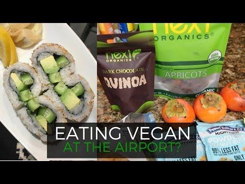 Packing Vegan Snacks For Our Flight | VLOGMAS Day 13