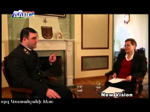 Asya Asatryans interview with the general prosecutor of Armenia Gevorg Kostanyan on March 4, 2014.