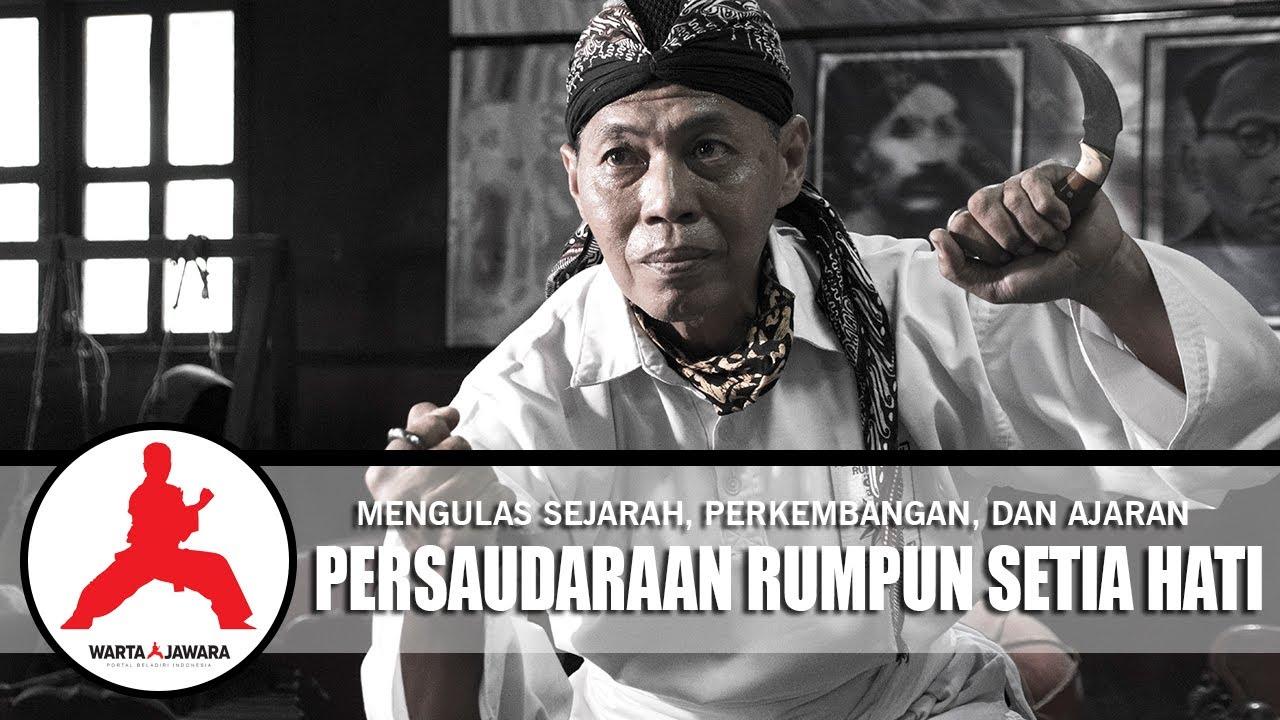 Mengenal Sejarah, Ajaran dan Perkembangan Persaudaraan Rumpun Setia Hati | Warta Jawara