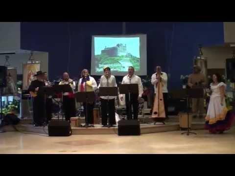 St Mark's Latin Nights 2015 - Venezuela