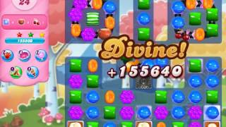 Candy Crush 3185 Highest Level in Cookie Cinema Wait til the end!