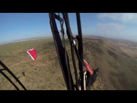 Paramotor Powered Paragliding Ridge Soaring & Thermaling 101 Training Instruction Class