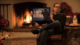 Overwatch: Yule Log Stream Highlights Featuring Jeff Kaplan