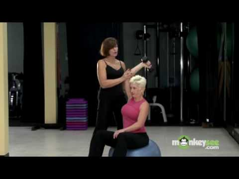 Fit Over 50 - Tricepts