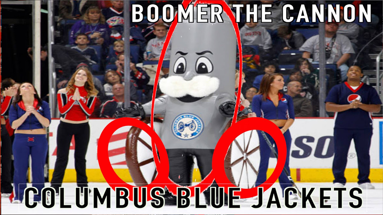 Boomer Blue Jackets   Outdoor Jacket