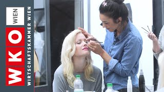 Making of Fotoshooting mit Franzika Knuppe Trendvision Sommer 2016