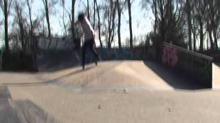 Gazelle Flip / Biggerflip (the trick pudwill did)