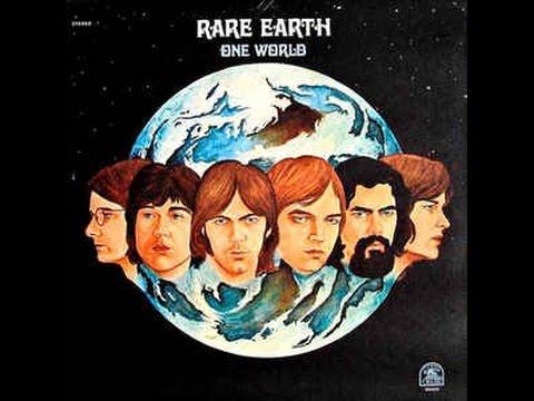 RARE EARTH - Any Man Can Be A Fool