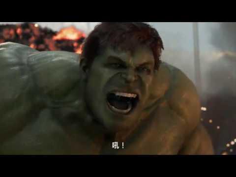 SONY PS4 pro 遊戲片 漫威復仇者聯盟 Marvels Avengers 豪華版 《中文版》