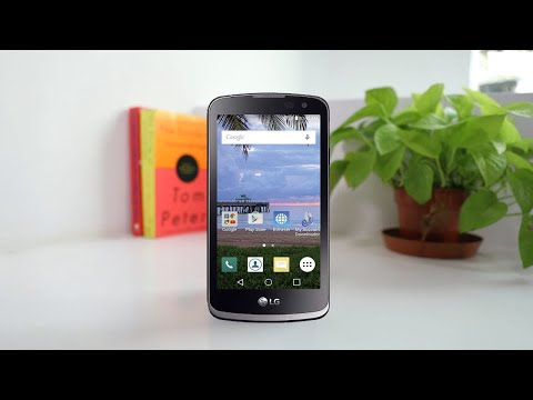 Smartphone Review | LG Rebel TracFone 4G LTE Prepaid Smartphone Unboxing
