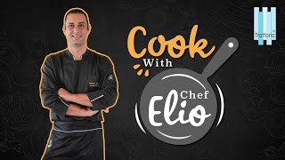 Cook with chef Elio - Cloudy Eggs