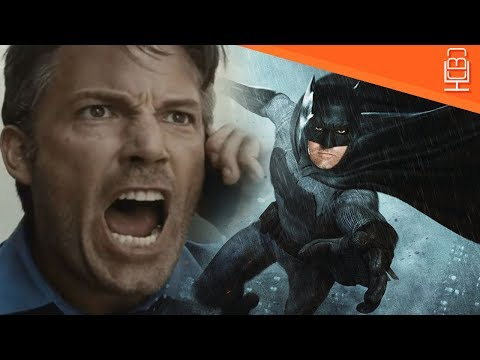 Report Indicated Ben Affleck is DONE as Batman in the DCEU after Flashpoint