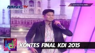 Mahesya Tujuh Kata Cinta Pekanbaru Kontes Final KDI 2015 11 5.mp3