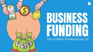 PROFESSIONALS DO BUSINESS FUNDING thumbnail