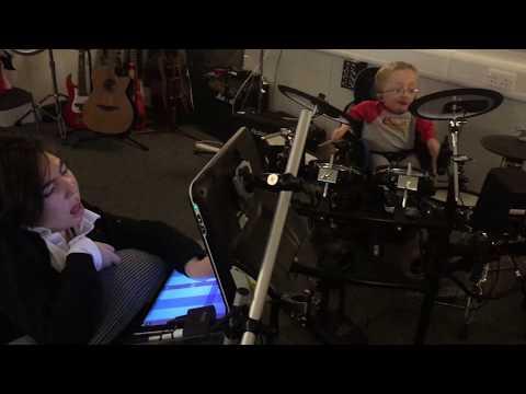 Drake Music Scotland Junior Digital Orchestra