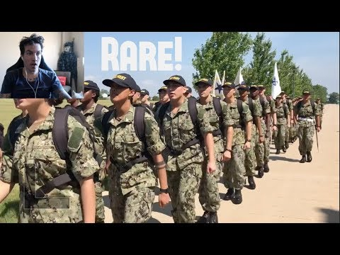 Extremely Rare Marching Cadence! Navy BOOTCAMP 2019! WOW!