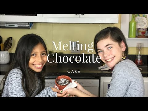Carnival Chocolate Melting Cake