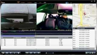DVR-X3000 - интерфейс программы просмотра видео(Интерфейс программы просмотра видео автомобильного видеорегистратора DVR-X3000. Купить эту модель можно по..., 2012-06-07T20:50:36.000Z)