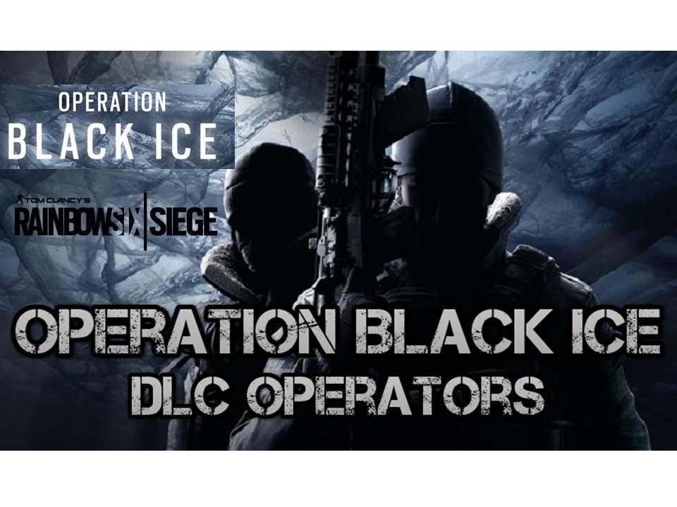 Operation Black Ice Operators