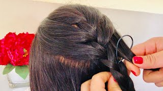 Trenza de Raiz con Topsy Tail - Hairstyles Boxer Braid