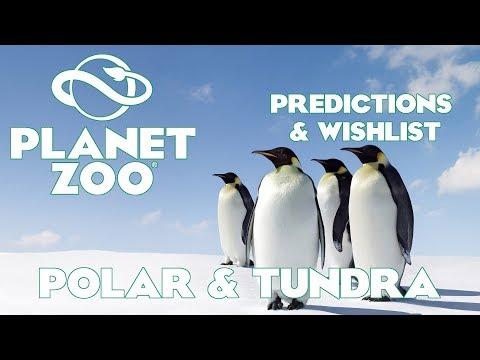 Planet Zoo: Predictions and Wishlist - Polar and Tundra  