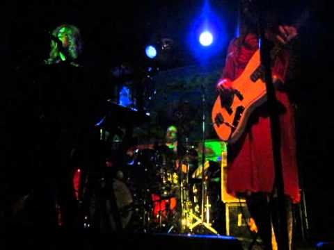 And Her Eyes Were Painted Gold, The Besnard Lakes, Live @ Schubas, Chicago, 4/20/13