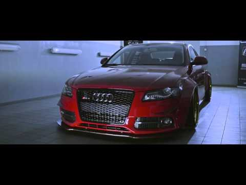 Audi A4 BEST-Performance Project | DAB CAR & CARBON PREMIUM DESIGN