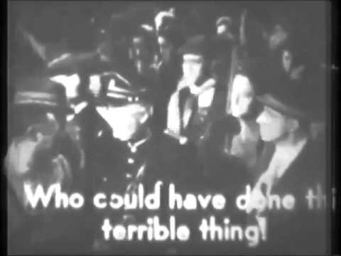 Castle Films silent with soundtrack restored Frankenstein meets the Wolfman