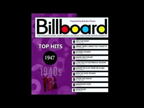 Billboard Top Hits- 1947