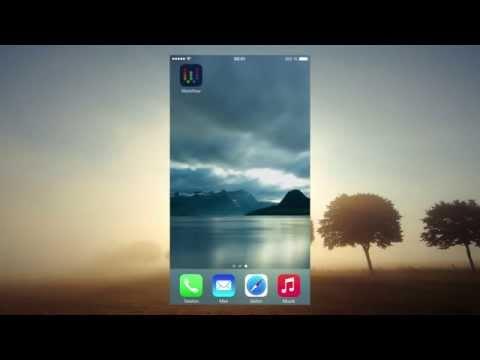 Workflow: Lieder über WhatsApp verschicken [mit iPhone & OHNE Jailbreak]
