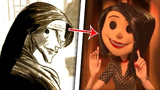 The VERY Messed Up Origins of Coraline (Pt. 1) | Coraline Explained