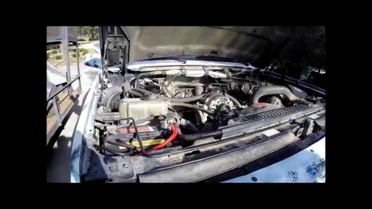 """3"""" Downpipe install tip on 1994-1997 Powerstroke 7.3 - YouTube"""