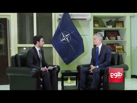 SPECIAL INTERVIEW With NATO Chief Jens Stoltenberg (English Version)