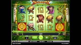 Клуб Вулкан представляет - игровой автомат Thunderfist(Бесплатный игровой автомат под названием Thunderfist, который доступен в онлайн игровом клубе Вулкан бесплатно..., 2014-09-05T12:08:28.000Z)