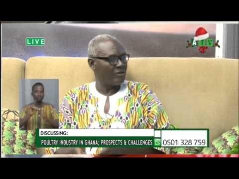 Poultry Industry In Ghana