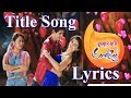 Hrudayat vaje something title song lyrics sony marathi mp3