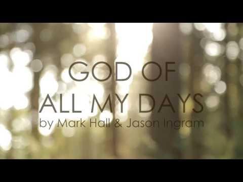 God of All My Days Instrumental with Lyrics_low version G
